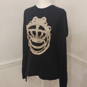 Juicy Couture Long Sleeve Tee Large